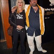 Playboy Night 2004, Henk Schiffmacher Louise van Teylingen