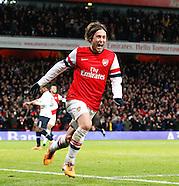Arsenal v Tottenham Hotspur 040114