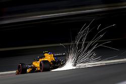 April 7, 2018 - Sakhir, Bahrain - VANDOORNE Stoffel (bel), McLaren Renault MCL33, action during 2018 Formula 1 FIA world championship, Bahrain Grand Prix, at Sakhir from April 5 to 8  (Credit Image: © Hoch Zwei via ZUMA Wire)