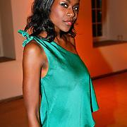 NLD/Amsterdam/20100115 - Inloop uitreiking Elle Style Awards, Giovanca Desire Ostiana