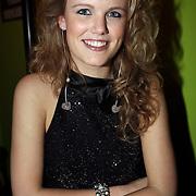NLD/Uitgeest/20080116 - Uitreiking Popularitiets award Noord Holland 2008, Maaike Jansen