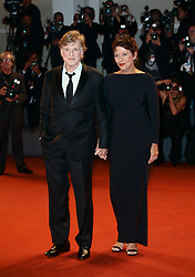 September 1, 2017 - Venice, Italy - Robert Redford  walk the red carpet ahead of the 'Our Souls At Night' screening during the 74th Venice Film Festival  in Venice, Italy, on September 1, 2017. (Credit Image: © Matteo Chinellato/NurPhoto via ZUMA Press)