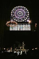 Basilica of the Sacre Cur, Montmartre, Paris