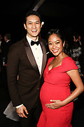 Harry Shum, Shelby Rabarra