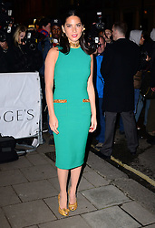 Olivia Munn during the Harper's Bazaar Women of the Year Awards. London, United Kingdom. Tuesday, 5th November 2013. Picture by Nils Jorgensen / i-Images