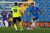 Jamie Stott. Stockport County FC 1-2 Weymouth FC. Vanarama National League. 31.10.20