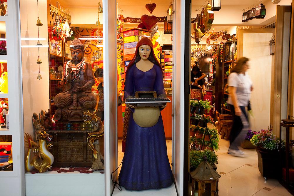 Belo Horizonte_MG, Brasil...80 anos do Mercado Central. Na foto detalhe de produtos...The 80 years of Mercado Central. In this photo some products...Foto: LEO DRUMOND / NITRO.
