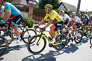 Greg Van Avermaet (BEL - BMC) Yellow Jersey, during the 105th Tour de France 2018, Stage 8, Dreux - Amiens Metropole (181km) on July 14th, 2018 - Photo Luca Bettini / BettiniPhoto / ProSportsImages / DPPI