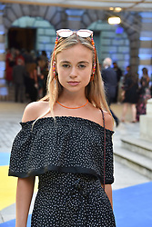 Lady Amelia Windsor at the Royal Academy Of Arts Summer Exhibition Preview Party 2018 held at The Royal Academy, Burlington House, Piccadilly, London, England. 06 June 2018.