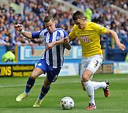 Sheffield Wednesday v Derby County 160814