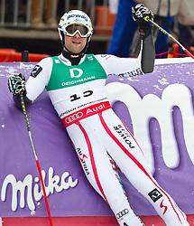 18.02.2011, Kandahar, Garmisch Partenkirchen, GER, FIS Alpin Ski WM 2011, GAP, Herren, Riesenslalom, im Bild Romed Baumann (AUT) // Romed Baumann (AUT)  during men's Giant Slalom Fis Alpine Ski World Championships in Garmisch Partenkirchen, Germany on 18/2/2011. EXPA Pictures © 2011, PhotoCredit: EXPA/ J. Groder