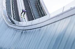 01.01.2018, Olympiaschanze, Garmisch Partenkirchen, GER, FIS Weltcup Ski Sprung, Vierschanzentournee, Garmisch Partenkirchen, Probesprung, im Bild Andreas Wellinger (GER) // Andreas Wellinger of Germany during his Trial Jump for the Four Hills Tournament of FIS Ski Jumping World Cup at the Olympiaschanze in Garmisch Partenkirchen, Germany on 2018/01/01. EXPA Pictures © 2018, PhotoCredit: EXPA/ JFK