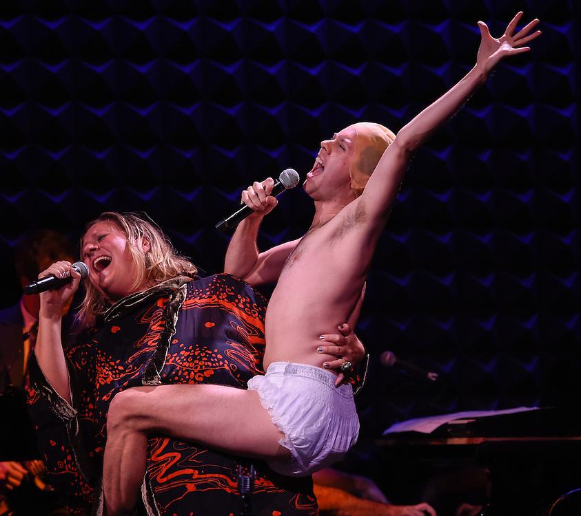 "Bridget Everett & Cole Escola in ""Rock Bottom"""