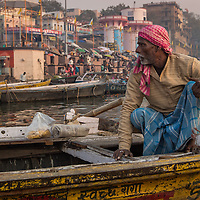 Varanasi & the Ganges