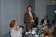 STELLA MCCARTNEY AND SIR PAUL MCCARTNEY . Dinner given by Established and Sons to celebrate Elevating Design.  P3 Space. University of Westminster, 35 Marylebone Rd. London NW1. -DO NOT ARCHIVE-© Copyright Photograph by Dafydd Jones. 248 Clapham Rd. London SW9 0PZ. Tel 0207 820 0771. www.dafjones.com.