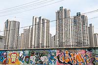 Chine, Shanghai, lofts des artistes de Moganshan Lu // China, Shanghai, artist loft of Moganshan Lu.
