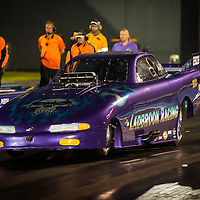 Russell Ladbrook (2809) - Dodge Daytona Funny Car - Top Competition.