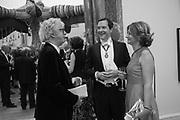 SIR PETER STOTHARD, GEORGE OSBORNE; FRANCES OSBORNE, RA Annual dinner 2018. Piccadilly, 5 June 2018.
