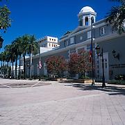 Paseo de la princesa..Puerto Rico, USA.