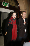 Jasmine Guinness and Gawaine Rainey, MOVE FOR AIDS HOSTED BY ELLE MACPHERSON & DAVID FURNISH. Koko, Camden High St. London. 7/11/06. ONE TIME USE ONLY - DO NOT ARCHIVE  © Copyright Photograph by Dafydd Jones 66 Stockwell Park Rd. London SW9 0DA Tel 020 7733 0108 www.dafjones.com