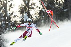Katharina Huber (AUT) during Ladies' Giant Slalom at 57th Golden Fox event at Audi FIS Ski World Cup 2020/21, on January 17, 2021 in Podkoren, Kranjska Gora, Slovenia. Photo by Vid Ponikvar / Sportida