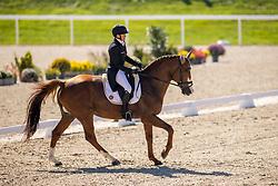 Donckers Karin, BEL, Leipheimer van't Verahof<br /> FEI EventingEuropean Championship <br /> Avenches 2021<br /> © Hippo Foto - Dirk Caremans<br />  24/09/2021