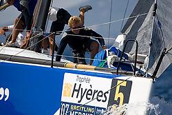 07_008827 © Sander van der Borch. Hyères - FRANCE,  14 September 2007 . BREITLING MEDCUP  in Hyères  (10/15 September 2007). Races 10 & 11l.