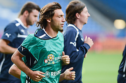 12.06.2012, Staedtisches Stadion, Posen, POL, UEFA EURO 2012, Italien, Training, im Bild  ANDREA PIRLO during the during EURO 2012 Trainingssession of Italy national team, at the SMunicipal Stadium in Poznan, Poland on 2012/06/13