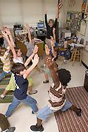 Yoga 3rd Grade Fernbank Elementary School Atlanta