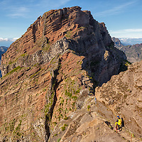 Usually in december Madeira is subject to average rainfalls and low temperatures.  In 2017, december was a great month for hiking.