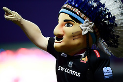 Big Chief - Mandatory by-line: Ryan Hiscott/JMP - 29/12/2019 - RUGBY - Sandy Park - Exeter, England - Exeter Chiefs v Saracens - Gallagher Premiership Rugby