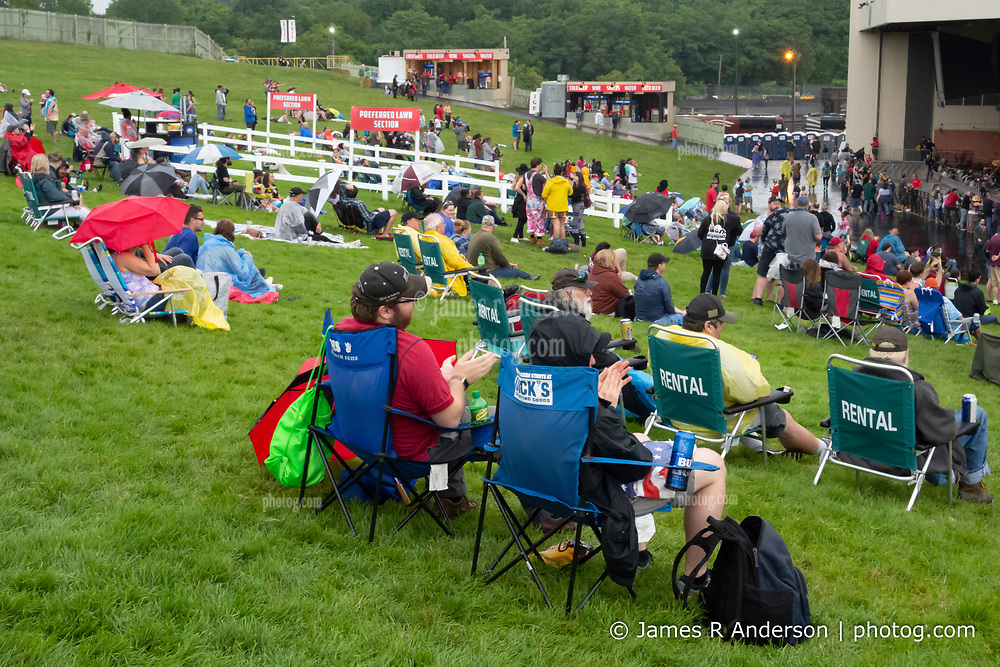 As seen at the Outlaw Music Festival 16 June 2019
