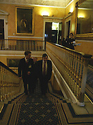 Gordon Brown, Political Studies Association Awards 2004. Institute of Directors, Pall Mall. London SW1. 30 November 2004.  ONE TIME USE ONLY - DO NOT ARCHIVE  © Copyright Photograph by Dafydd Jones 66 Stockwell Park Rd. London SW9 0DA Tel 020 7733 0108 www.dafjones.com