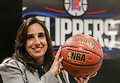 Gillian Zucker, president of business operations for the L.A. Clippers.