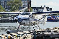 Washing a Harbour Air DeHavilland Single Otter