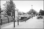 Maidenhead, Berkshire, United Kingdom, Sunday, 23rd May 2021, General View, <br /> Boulters Lock, Ray Mill Island,  River Thames, Thames Valley, [Mandatory Credit; Pete Spurrier],