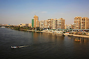The river Nile is regarded as the second longest river in the world. The Nile enables Egyptians to live in otherwise inhospitable regions of the Sahara.