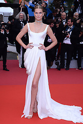 Premiere film 'A hidden life'. 19 May 2019 Pictured: Toni Garrn. Photo credit: AFPS/MEGA TheMegaAgency.com +1 888 505 6342