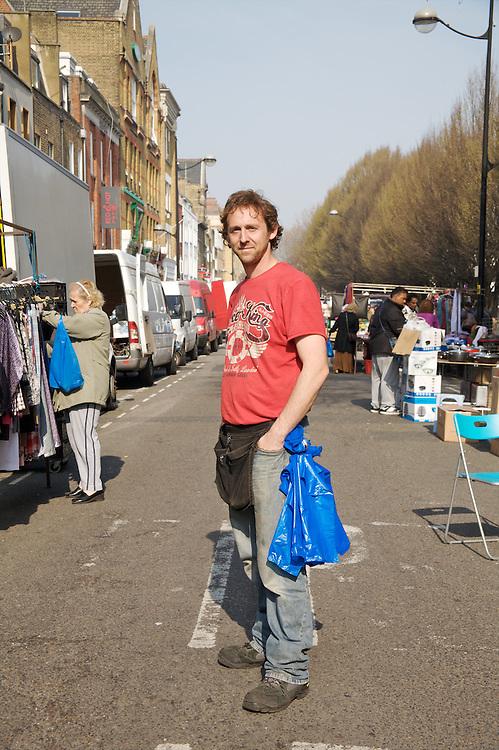 Love Camden, Chalton Street Market