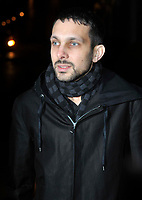 dynamo Steven Frayne at The Brit Awards 2012 Nominations held at the Savoy - Arrivals London,12.01.12 Picture By: Brian Jordan / Retna Pictures<br /> Job:<br /> Ref: BJN  <br /> -<br /> *World Rights*