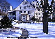 Winter Snow, Delaware Valley College, Philadelphia gardens and arboretums, Henry Schmieder Arboretum