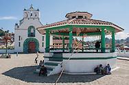 Mexico,Chapas,La chiesa di San Juan Chamula