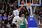 DESCRIZIONE : Eurocup 2014/15 Last32 Dinamo Banco di Sardegna Sassari -  Banvit Bandirma<br /> GIOCATORE : Jerome Dyson<br /> CATEGORIA : Tiro Penetrazione Sottomano Controcampo<br /> SQUADRA : Dinamo Banco di Sardegna Sassari<br /> EVENTO : Eurocup 2014/2015<br /> GARA : Dinamo Banco di Sardegna Sassari - Banvit Bandirma<br /> DATA : 11/02/2015<br /> SPORT : Pallacanestro <br /> AUTORE : Agenzia Ciamillo-Castoria / Luigi Canu<br /> Galleria : Eurocup 2014/2015<br /> Fotonotizia : Eurocup 2014/15 Last32 Dinamo Banco di Sardegna Sassari -  Banvit Bandirma<br /> Predefinita :