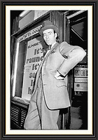 Soho Sunset Strip London<br /> Museum-quality Archival signed Framed Photograph A3