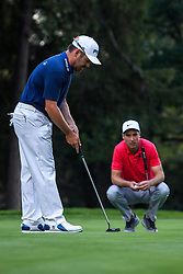 March 1, 2018 - EUM20180301DEP30.JPG.CIUDAD DE MÉXICO.- Golf-WGC Mexico.-  1 de marzo de 2018.- El golfista sudafricano Louis Oosthuizen encabeza la competencia,  tras el primer día del WGC Mexico Championship que se disputa en el Club de Golf Chapultepec. Foto: Agencia EL UNIVERSAL/Camila Mata/RCC. (Credit Image: © El Universal via ZUMA Wire)