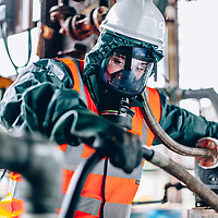 13/07/17 CSG - Warrington Industrial work style images from a waste treatment facility near Manchester