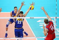 ORESTE CAVUTO (ITALIA)<br /> ITALIA - SERBIA<br /> PALLAVOLO VNL VOLLEYBALL NATIONS LEAGUE 2019<br /> MILANO 21-06-2019<br /> FOTO GALBIATI - RUBIN