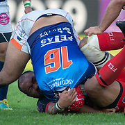 20181013 Rugby, EPCR Challenge Cup : Benetton vs Grenoble