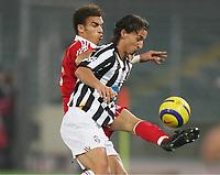 v.l. Valerien Ismael Bayern, Zlatan Ibrahimovic<br /> Champions League Juventus Turin - FC Bayern München<br /> Norway only