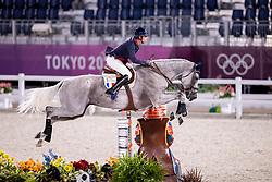 Billot Mathieu, FRA, Quel Filou 13, 335<br /> Olympic Games Tokyo 2021<br /> © Hippo Foto - Dirk Caremans<br /> 06/08/2021